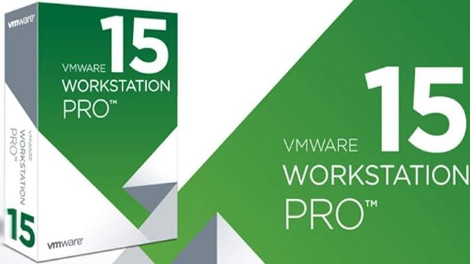 VMware Workstation 15 Pro (Download+License Key)