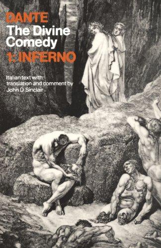 001: Inferno: The Divine Comedy, Volume 1 (Galaxy Books)