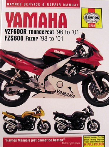 YAMAHA YZF600R THUNDERCAT 96-03 IGNITION SWITCH