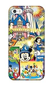 With Nice Appearance (disney) For Iphone 5/5S Case Cover