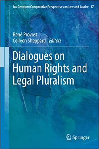 Book Dialogues on Human Rights and Legal Pluralism (Ius Gentium: Comparative Perspectives on Law and Justice)