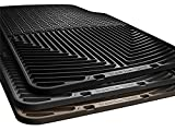 weathertech 2004 tahoe - WeatherTech - W26 - 2001-2006 Chevy Silverado Black All Weather Floor Mats 1st Row