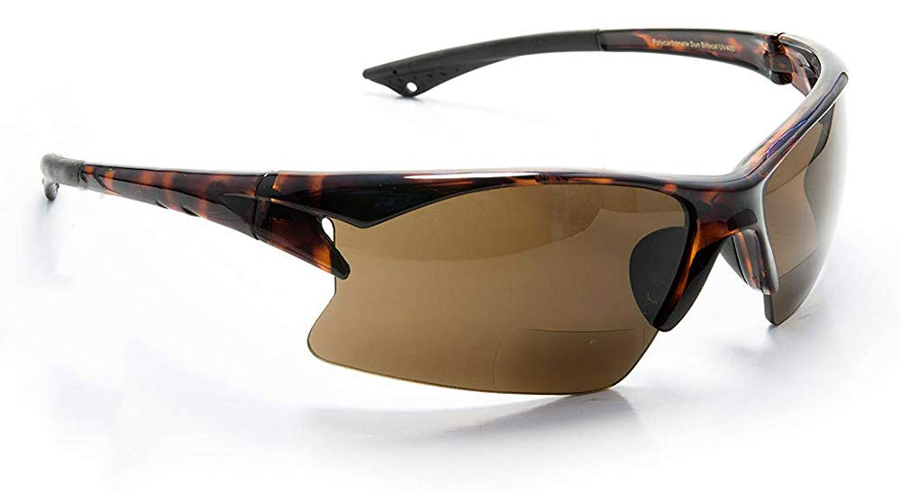 313611dc047d Amazon.com  Bifocal Reading Sunglasses with Polycarbonate Lens for ...