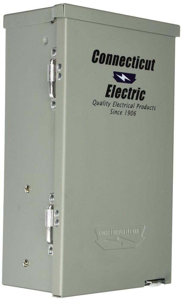 Connecticut Electric CEMPSC41GRHR 2 Pack 30Amp Power Outlet