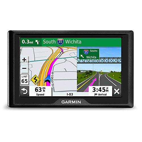 Garmin Drive 52: GPS Navigator with 5