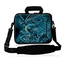 """Dinosaur 13"""" Laptop Sleeve Shoulder Bag Case For Apple MacBook Pro/Air Laptop Notebook,DELL XPS 13 13 inch Ultrabook HP TOSHIBA ASUS,Sony VAIO T Series 13,Lenovo IdeaPad UltraBook U310 Z370,13.3"""" HP Pavilion Dell,13.3"""" Toshiba Portege ,HP pavilion dv3 Macbook Pro,APPLE MACBOOK AIR A1237 13"""" LAPTOP,Advent Fujitsu Packard Bell Macbook Pro,13.3"""" Sony Vaio Duo 13,13.3"""" Samsung Series 5 9 Ultrabook Del"""