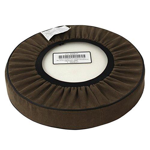 Dakota Designs 5NWJ1 Stool Cushion Round Padded Brown  : 51r0w7B2BRqL from www.bta-mall.com size 500 x 500 jpeg 37kB