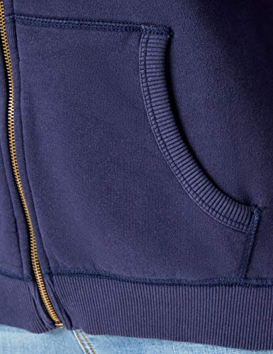Sudadera Capucha Jeans Pepe 595 Mujer Para Con navy Azul 5nznqUx