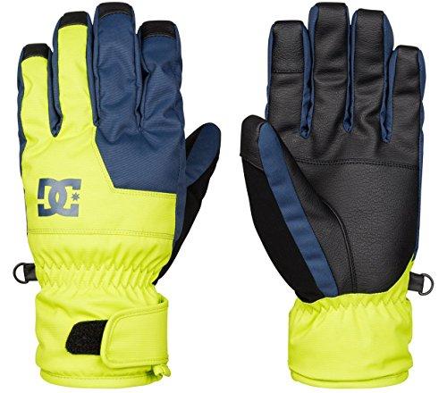 DC Men's Seger 17 Glove, Tender Shots, S