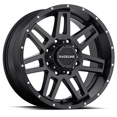 """Raceline 931B-INJECTOR Black Wheel (17x9""""/6xInchesmm) for sale  Delivered anywhere in USA"""