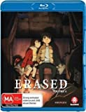 Erased Vol 2 (Eps 7-12) [Blu-ray]