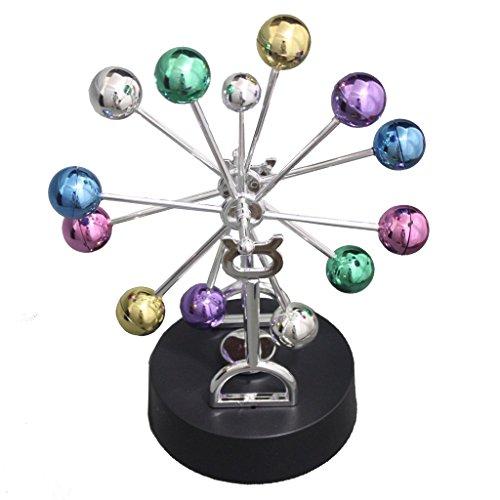 Geocero Physics Mechanics Science Toys - Newton's Cradle, Ki