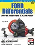Ford Differentials, Joseph Palazzolo, 161325038X