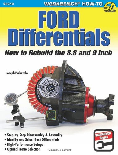 Ford Differentials: How to Rebuild the 8.8 and 9 Inch (Rear Bus Engine)