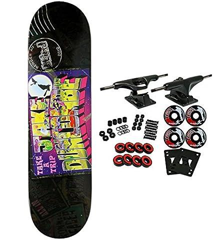 BLIND Complete Skateboard JAKE DUNCOMBE POSTCARD R8 8.25 (Jake Duncombe Skateboard)