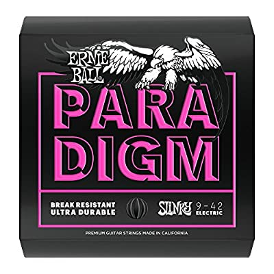 Ernie Ball 2015 Paradigm Electric Guitar String, Skinny Top Heavy Bottom by Ernie Ball Music Man