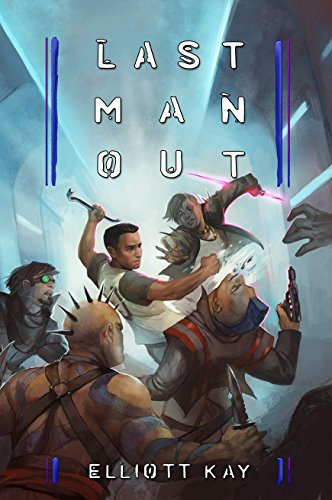 Last Man Out (Poor Man's Fight Book 5) cover