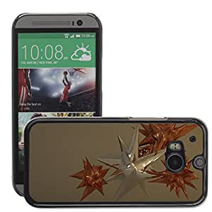 Hot Style Cell Phone PC Hard Case Cover // M00045575 3d artistic metal // HTC One M8