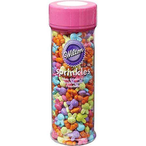 (Sprinkles 3.5oz-Carrot Mix)