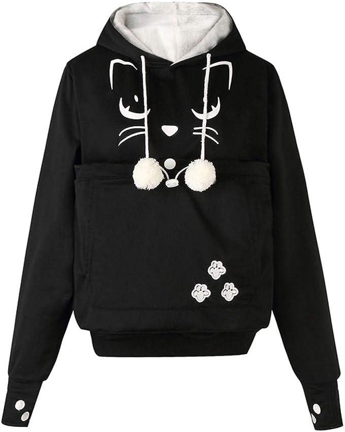 SIMYJOY Womens Fashion Long Sleeve Lapel Button Faux Shearling Shaggy Oversized Coat Jacket with Pockets Warm Winter