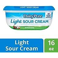Deans Sour Cream Light, 16 oz