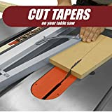 Fulton Taper Cutting Jig For Creating Tapered