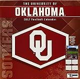 The University of Oklahoma Sooners 2017 Football Calendar