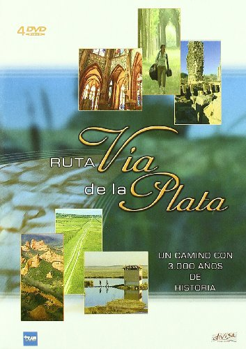 Pack Ruta Via De La Plata [DVD]