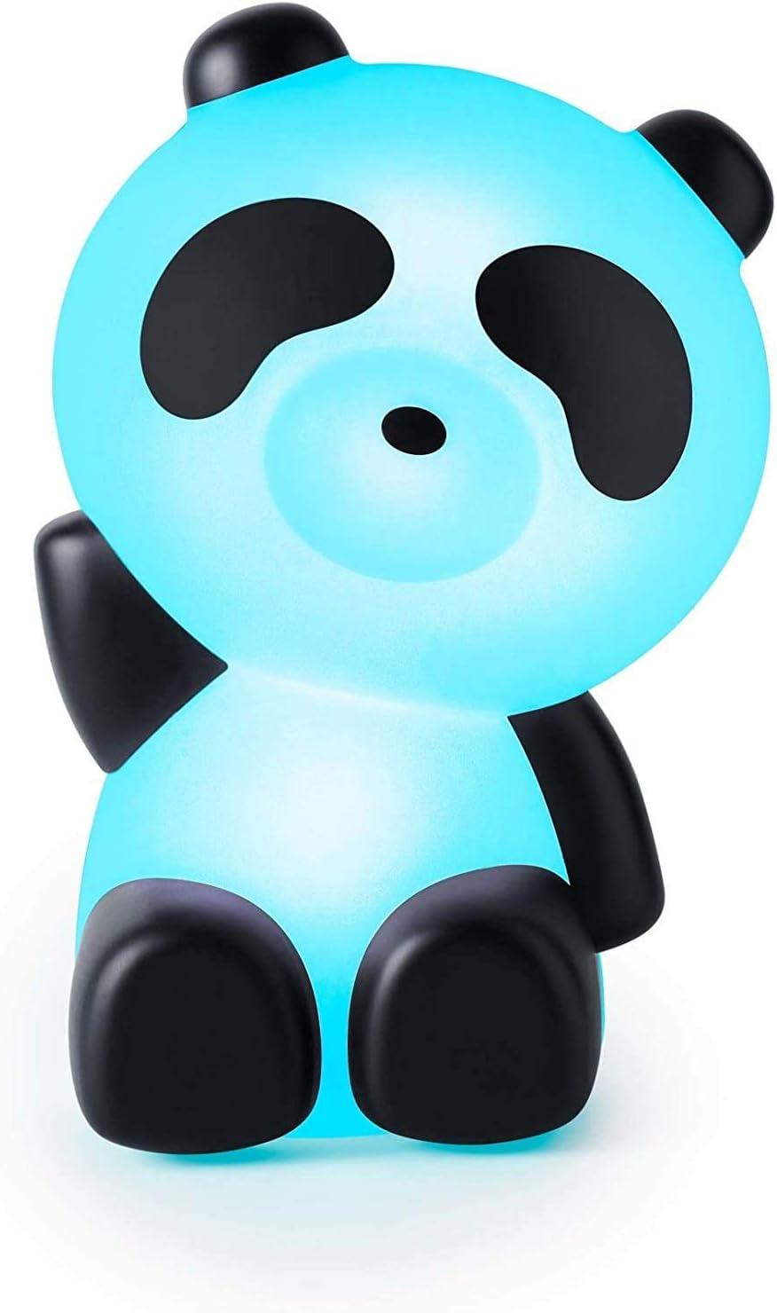 BigBen Interactive Lumin ́us Panda USB, Bluetooth, inalámbrico