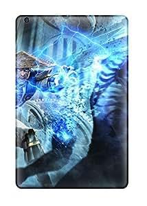 Perfect Raiden In Mortal Kombat Begins 2011 Case Cover Skin For Ipad Mini/mini 2 Phone Case