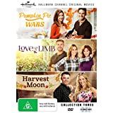 Hallmark 3 Film Collection (Pumpkin Pie Wars/Love on a Limb/Harvest Moon)