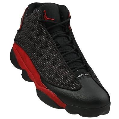 détaillant en ligne c4b76 8a071 Nike air Jordan 13-Couleur : Rouge-Noir-Taille 45 US 11 ...