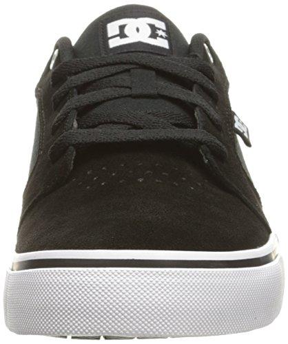 Mens DC White homme Black Baskets D0303190 Black Anvil mode Shoe Shoes xp6npSaE