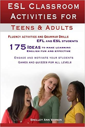 for esl Activity student adult
