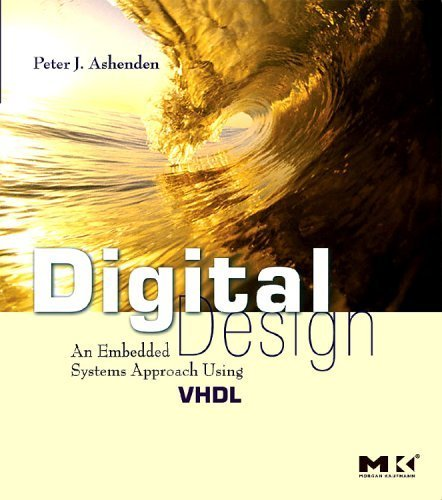 Download Digital Design (VHDL): An Embedded Systems Approach Using VHDL Pdf