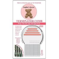 Sophie's Secret Lice Removing Nit Free Comb (Color May Vary)