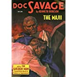 The Majii; and, The Golden Man: Two Classic Adventures of Doc Savage