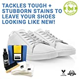 Premium Shoe Cleaning Kit for Sneakers, Canvas