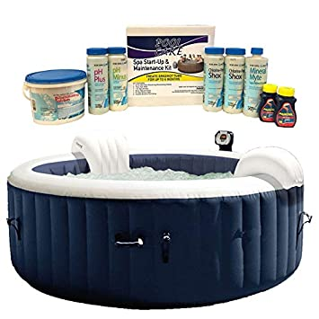 Amazon.com: MRT SUPPLY Pure Spa 6 personas inflable jacuzzi ...