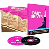 Baby Driver - Edition Steelbook + CD 13 Titres [Blu-ray]
