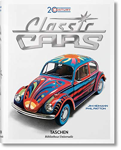 Time-travel through the Automobile Age with a collection that puts you in the driver's seat. 20th Century Classic Cars offers a lush visual history of the automobile, decade by decade, via 400-plus print advertisements from the Jim Heimann Collect...