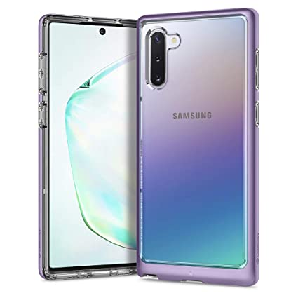 Caseology Skyfall for Samsung Galaxy Note 10 Case (2019) - Lavender Purple