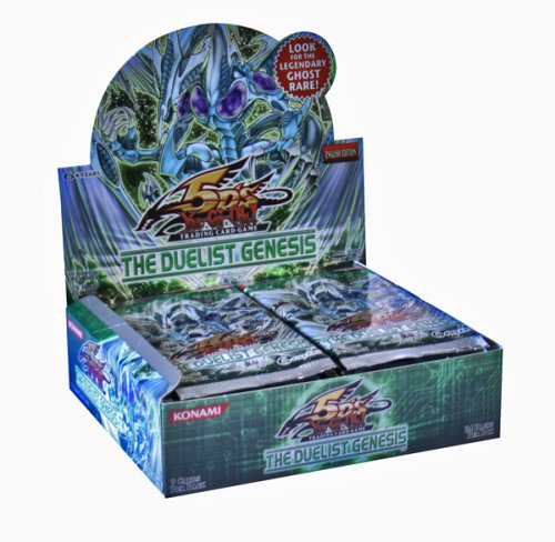 Yugioh The Duelist Genesis 24 Pack Booster Box [Toy]