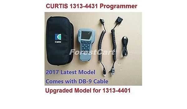 Curtis 1313-4431 Full Function OEM Level Handset Programmer