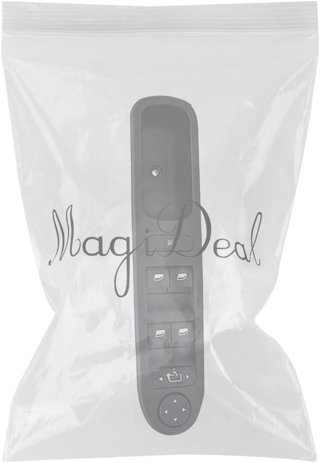 Magideal Fenster Schalter Elektrische Fensterheberschalter Schalter Für Für Peugeot 307 Sw Cc 307sw 307cc 6554 Kt Auto