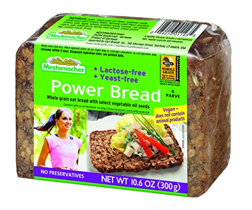 Mestemacher Power Bread, 10.6 Ounce (Pack of 9)