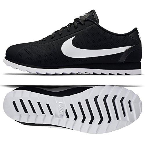Nike W Cortez Ultra Moire, Zapatillas de Running Unisex Adulto Negro (Negro (black/white-black))