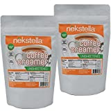 Nekstella Unsweetened, Pure Cream, Zero Net Carbs, Zero Fillers Coffee Creamer