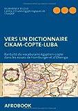 Vers un Dictionnaire Cikam-Copte-Lub, Mubabinge Bilolo, 3931169200