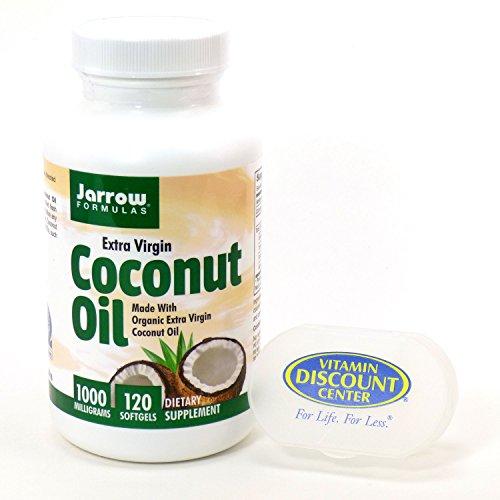 Bundle Bottle Coconut Virgin Softgels